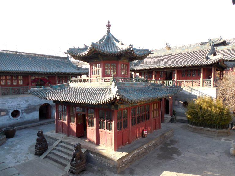 классическйи фэн-шуй в Китае