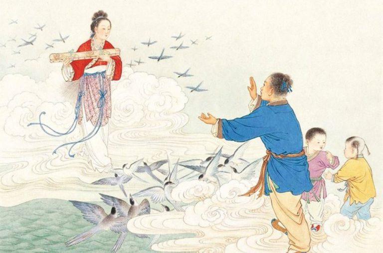 день влюбленных в китае