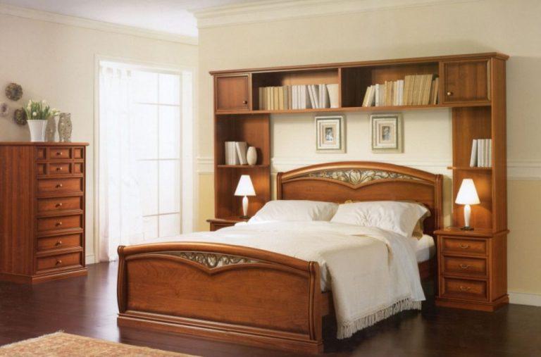 полки над кроватью по фен-шуй