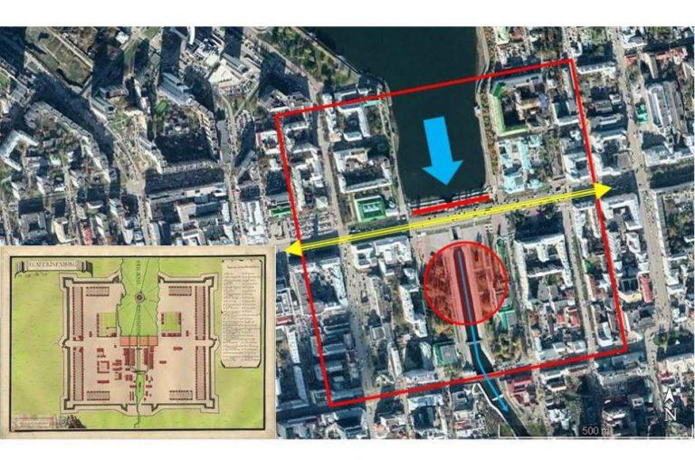 исторический центр екатеринбурга фен шуй