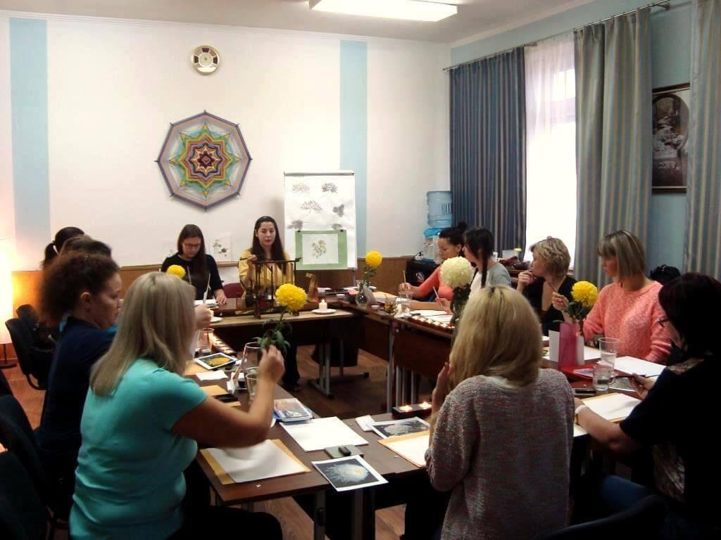 Мастер-класс по Гохуа, 2015