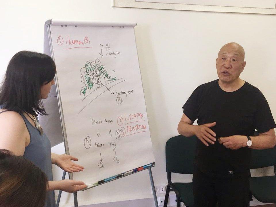 Мастер Говард Чой, курсы Фэн-Шуй и Цигун, 2019