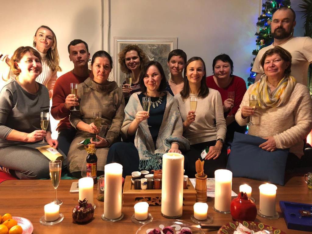 Новый Год в Студии ФШ, декабрь 2019