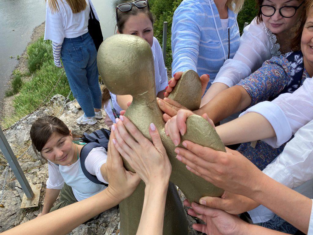 Фэн-Шуй тур в Оленьи Ручьи, июль 2020