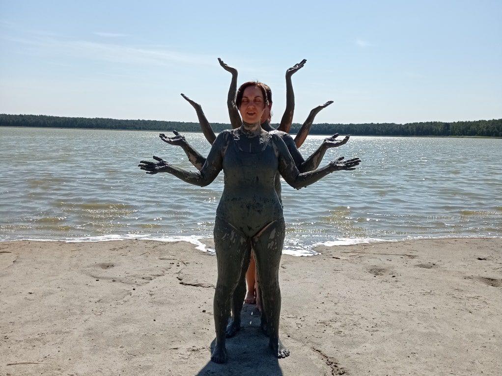 Фэн-Шуй тур на озеро Подборное, август 2020